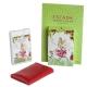Escada Cherry In The Air — мини парфюм в кожаном чехле 20ml для женщин