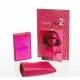 Gucci Rush 2 — мини парфюм в кожаном чехле 20ml для женщин