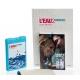 Kenzo 2 L`eau Femme — мини парфюм в кожаном чехле 20ml для женщин