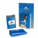 Lacoste Essential Sport — мини парфюм в кожаном чехле 20ml для мужчин