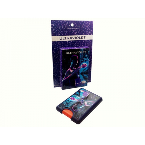 Paco Rabanne Ultraviolet — мини парфюм в кожаном чехле 20ml для женщин