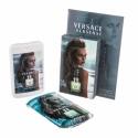 Versace Versense — мини парфюм в кожаном чехле 50ml для женщин