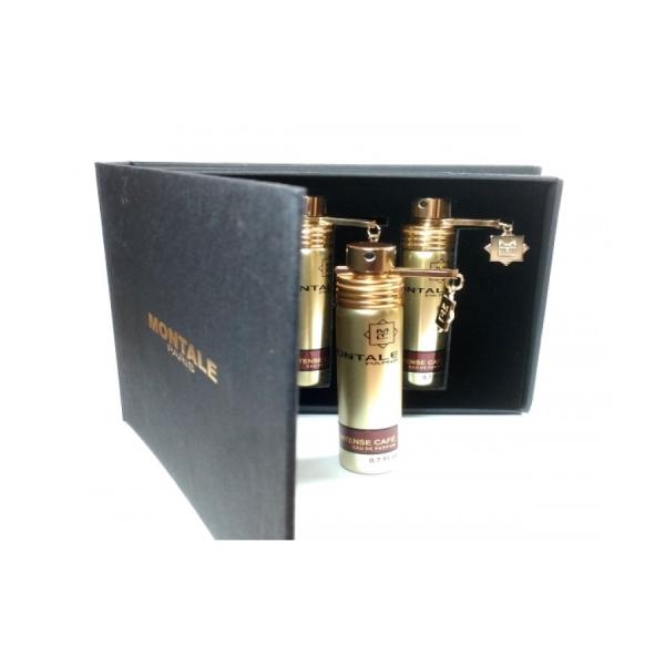 Montale Intense Cafe / подарочный парфюмерный набор (3x20ml) унисекс