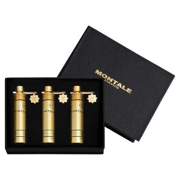 Montale Tropical Wood / подарочный парфюмерный набор (3x20ml) унисекс