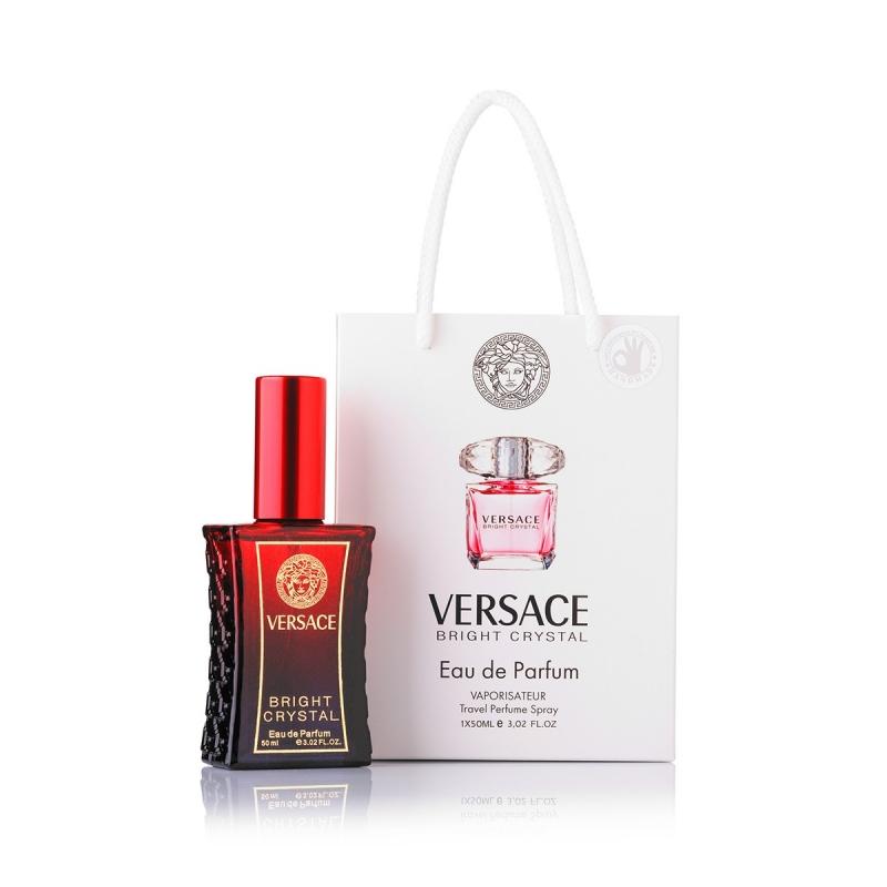 Versace Bright Crystal — туалетная вода в подарочной упаковке 60ml для женщин