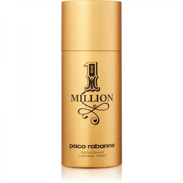 Paco Rabanne 1 Million — дезодорант 150ml для мужчин