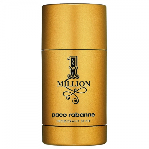Paco Rabanne 1 Million — дезодорант-стик 75ml для мужчин