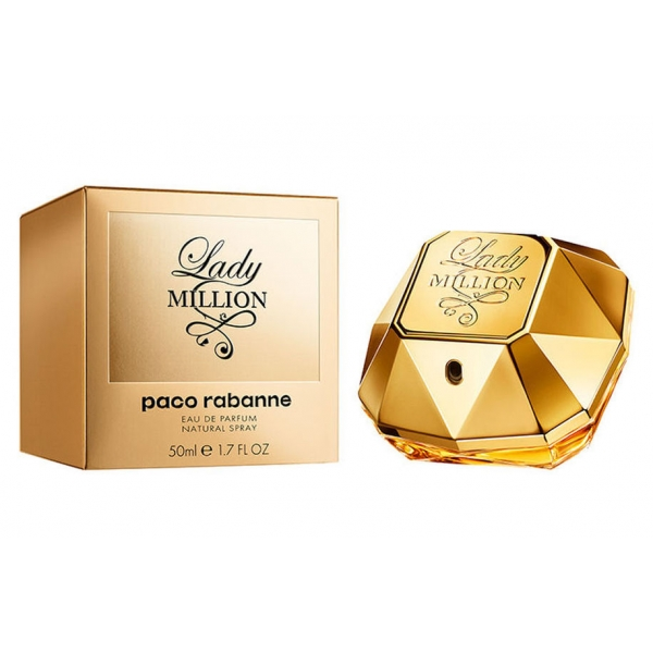 Paco Rabanne Lady Million — парфюмированная вода 50ml для женщин