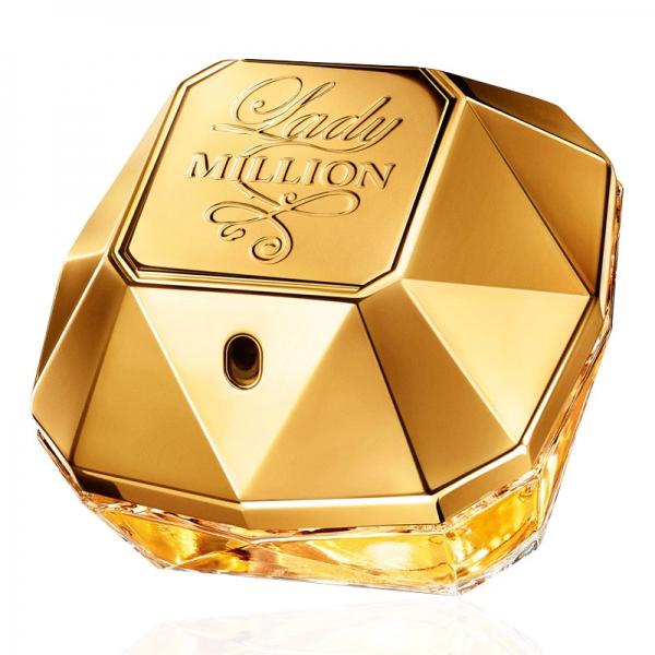 Paco Rabanne Lady Million — парфюмированная вода 80ml для женщин ТЕСТЕР