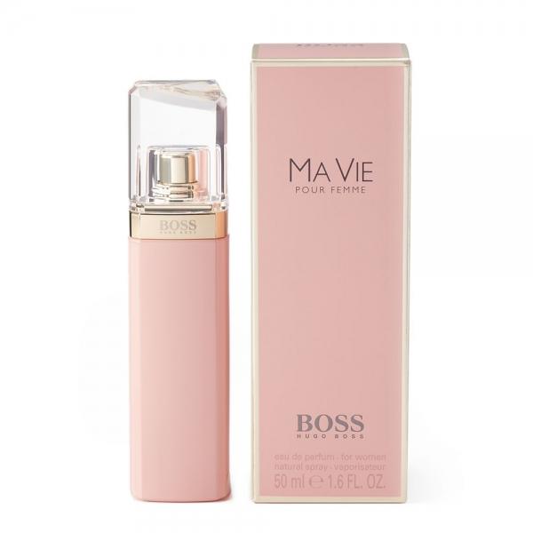 Hugo Boss Ma Vie Pour Femme — парфюмированная вода 50ml для женщин