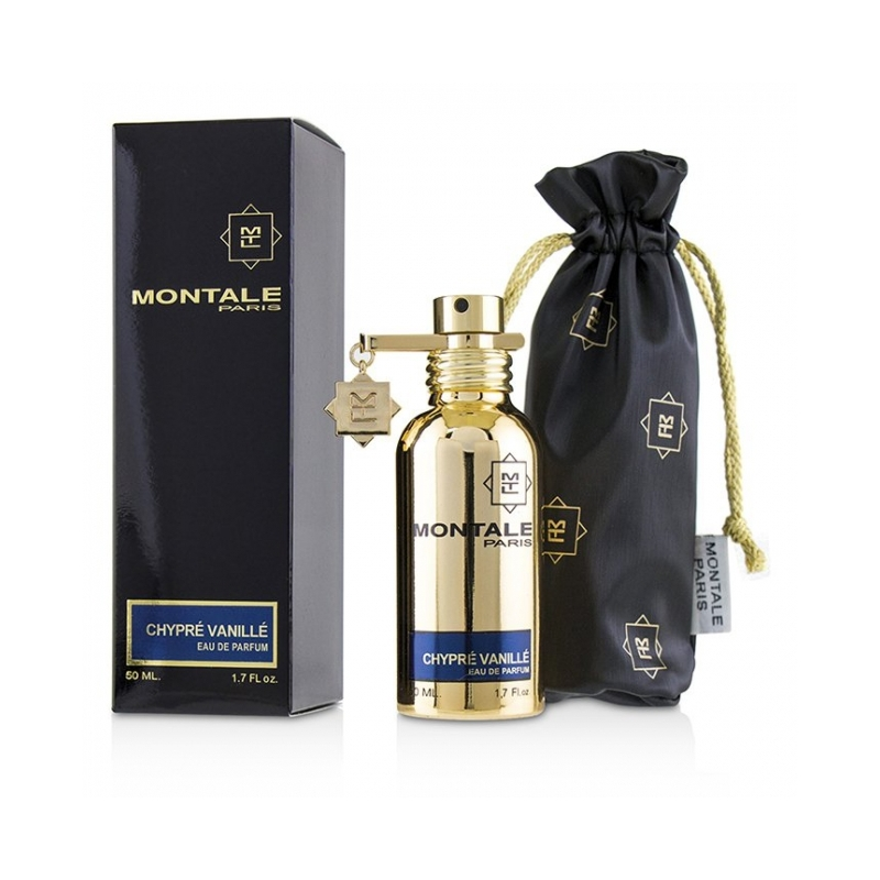 Montale Chypre Vanille — парфюмированная вода 50ml унисекс