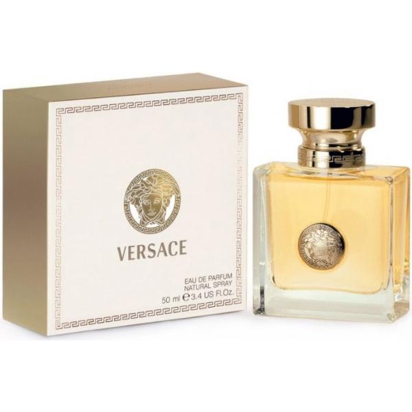 Versace Pour Femme White — парфюмированная вода 50ml для женщин