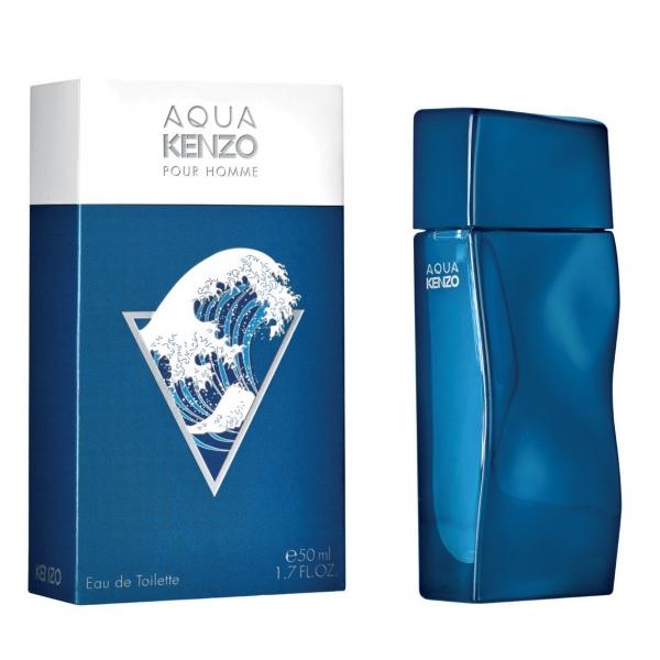 Kenzo Aqua Kenzo Pour Homme — туалетная вода 50ml для мужчин