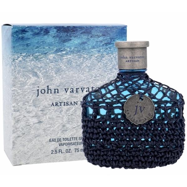 John Varvatos Artisan Blu — туалетная вода 75ml для мужчин