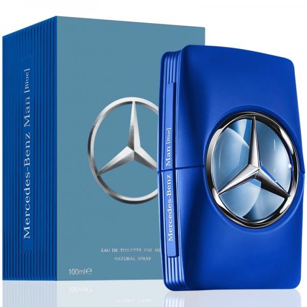 Mercedes-Benz Man Blue — туалетная вода 100ml для мужчин