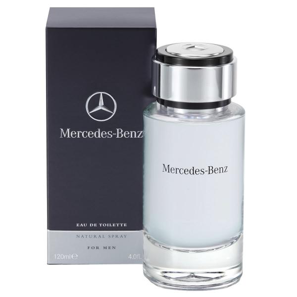 Mercedes-Benz For Men — туалетная вода 120ml для мужчин