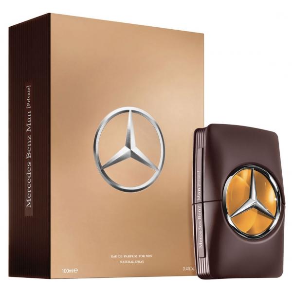 Mercedes-Benz Man Private — парфюмированная вода 100ml для мужчин