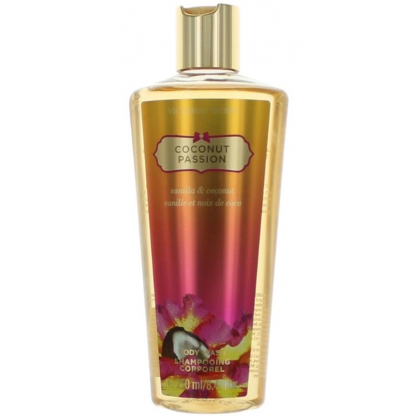 Victoria`s Secret Coconut Passion — гель для душа 250ml для женщин