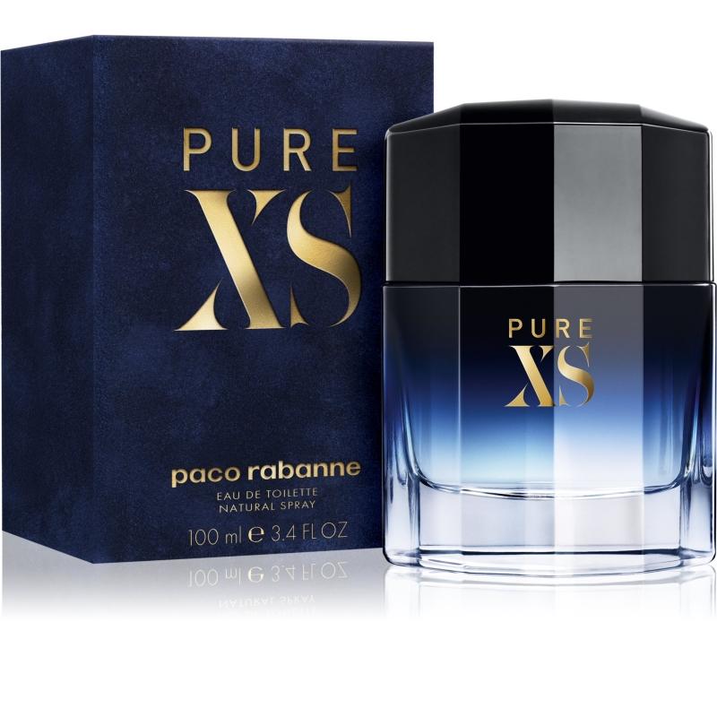 Paco Rabanne Pure XS — туалетная вода 100ml для мужчин