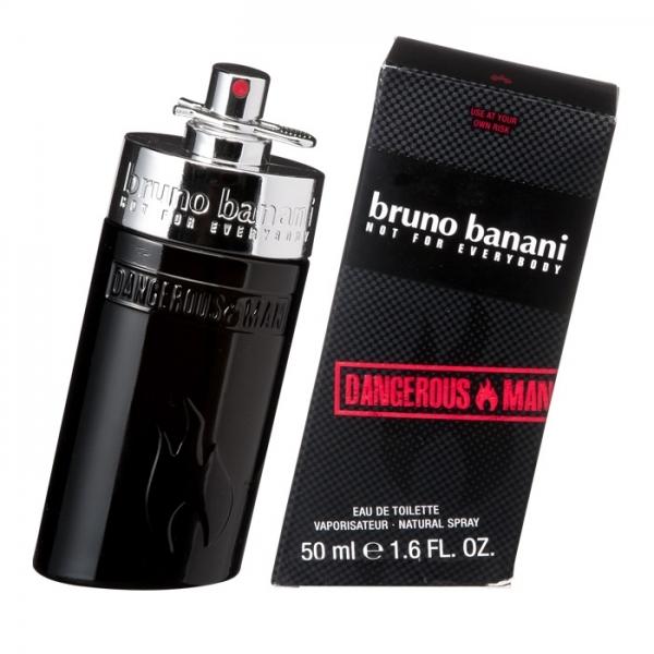 Bruno Banani Dangerous Man — туалетная вода 75ml для мужчин ТЕСТЕР