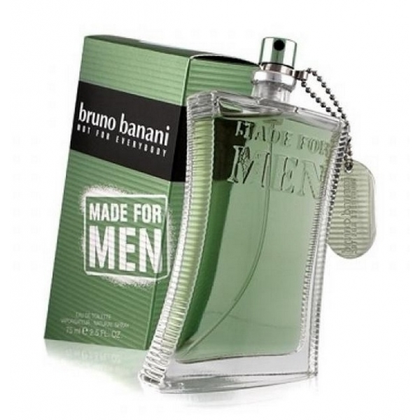 Bruno Banani Made for Men — набор (edt 30ml+брелок) для мужчин Survival Kit