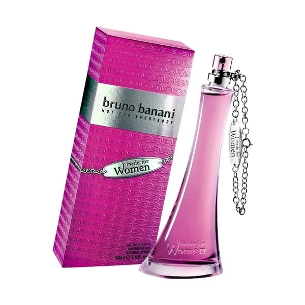 Bruno Banani Made for Women — туалетная вода 40ml для женщин
