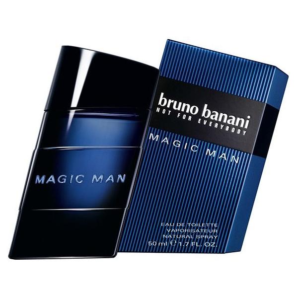 Bruno Banani Magic Man — туалетная вода 50ml для мужчин ТЕСТЕР