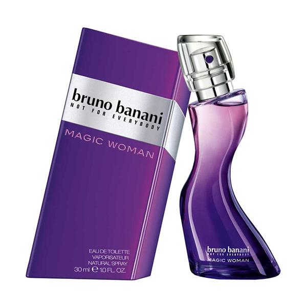 Bruno Banani Magic Woman — туалетная вода 50ml для женщин ТЕСТЕР