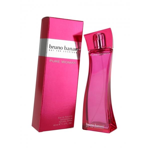 Bruno Banani Pure Woman — туалетная вода 60ml для женщин ТЕСТЕР