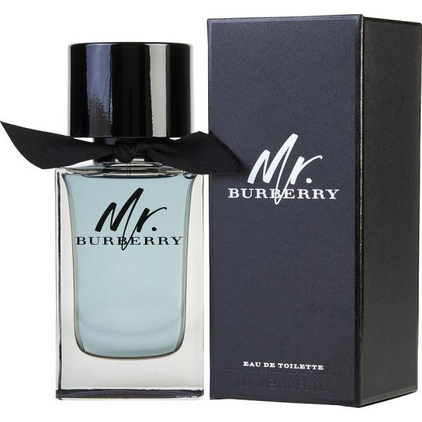 Burberry Mr. Burberry — туалетная вода 100ml для мужчин