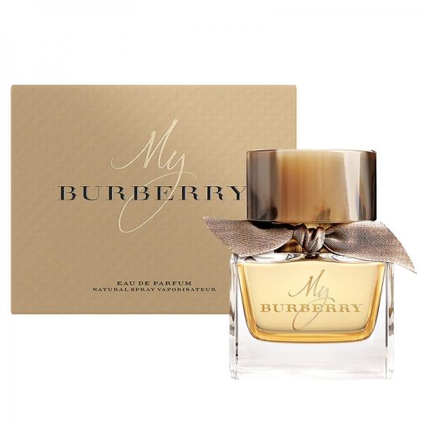 Burberry My Burberry — парфюмированная вода 50ml для женщин