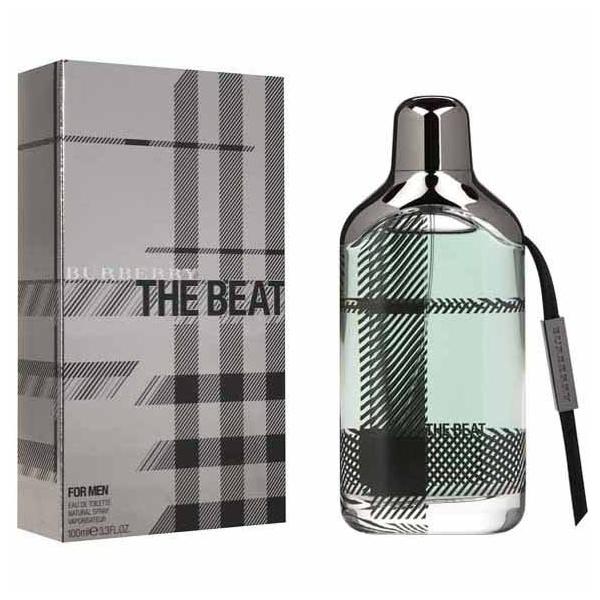 Burberry The Beat For Men — туалетная вода 100ml для мужчин