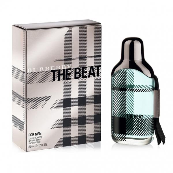 Burberry The Beat For Men — туалетная вода 50ml для мужчин