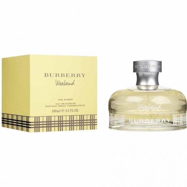 Burberry Weekend — парфюмированная вода 50ml для женщин