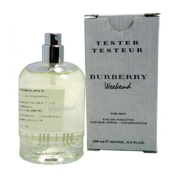 Burberry Weekend — туалетная вода 100ml для мужчин ТЕСТЕР