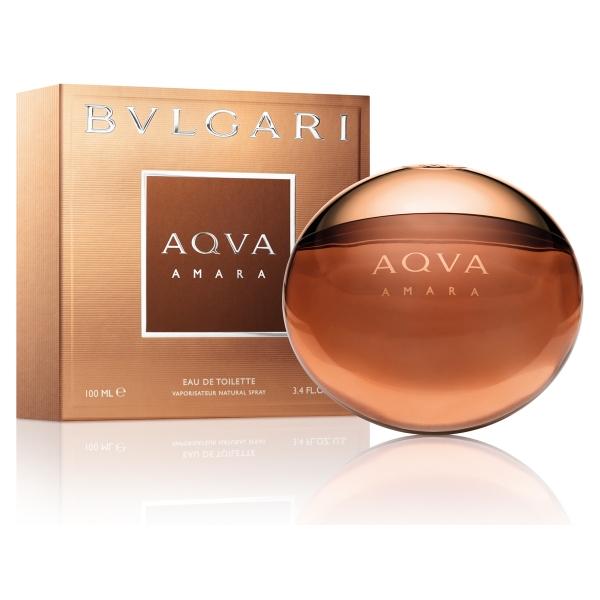 Bvlgari Aqva Amara — туалетная вода 50ml для мужчин
