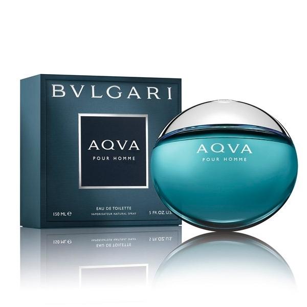 Bvlgari Aqva Pour Homme — туалетная вода 100ml для мужчин