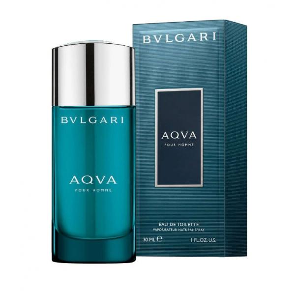 Bvlgari Aqva Pour Homme — туалетная вода 30ml для мужчин