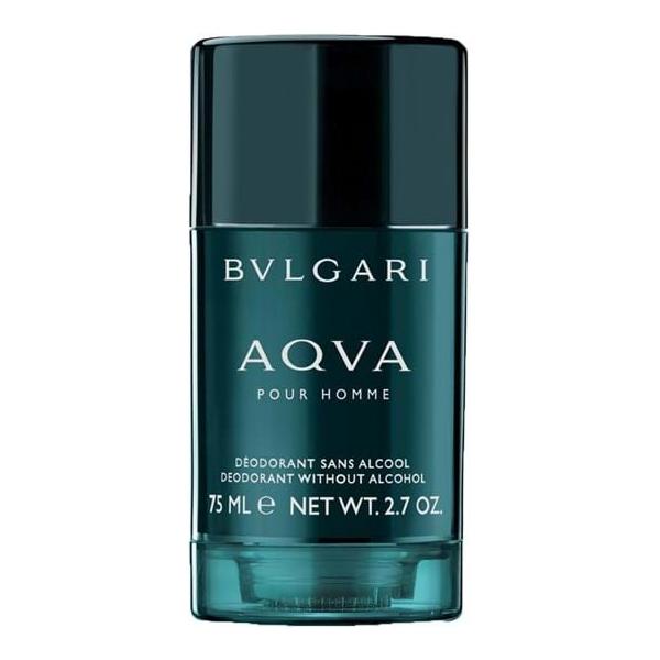 Bvlgari Aqva Pour Homme — дезодорант стик 75ml для мужчин