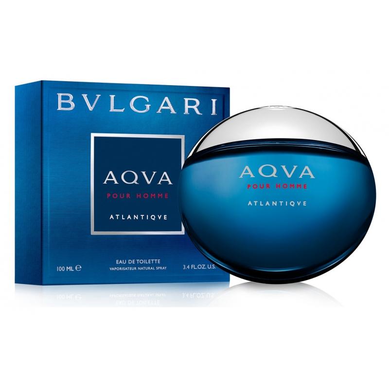 Bvlgari Aqva Pour Homme Atlantiqve — туалетная вода 100ml для мужчин