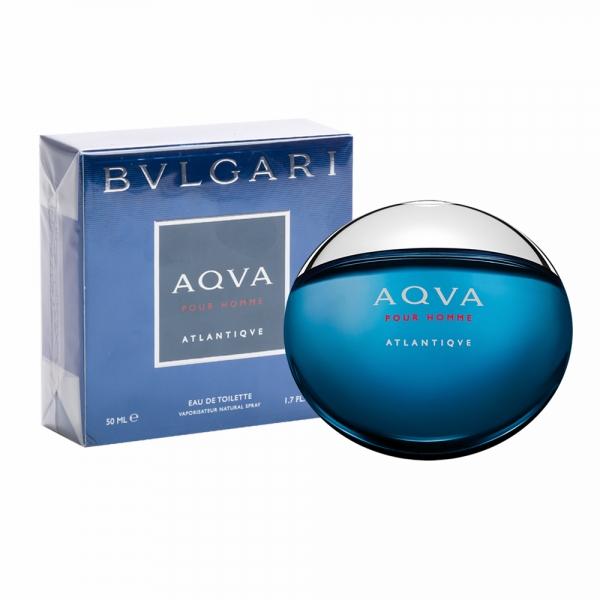 Bvlgari Aqva Pour Homme Atlantiqve — туалетная вода 50ml для мужчин