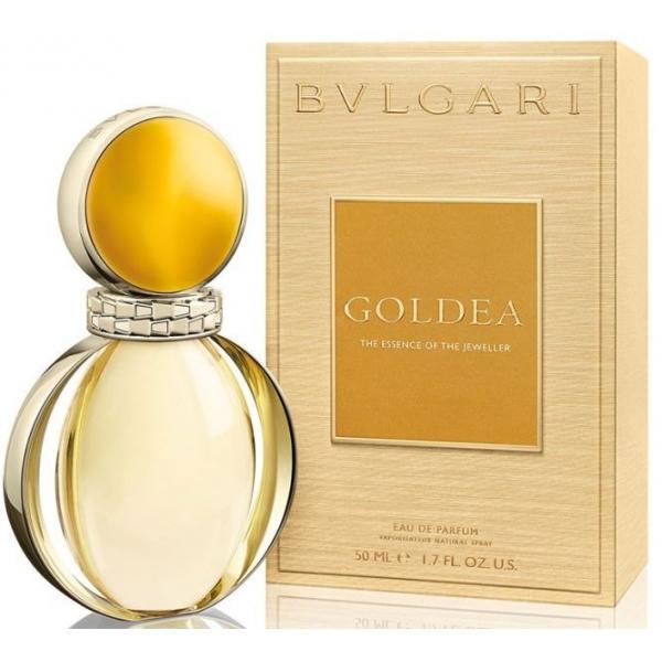 Bvlgari Goldea — парфюмированная вода 50ml для женщин
