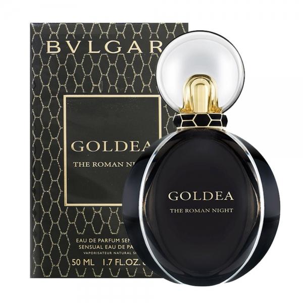 Bvlgari Goldea The Roman Night — парфюмированная вода 50ml для женщин