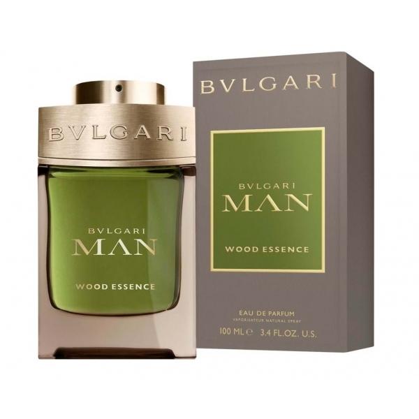 Bvlgari Man Wood Essence — парфюмированная вода 100ml для мужчин