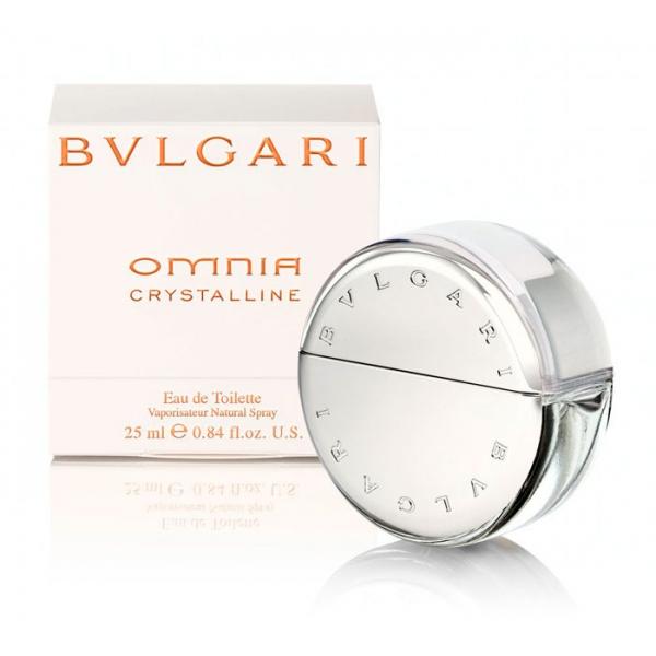 Bvlgari Omnia Crystalline — туалетная вода 25ml для женщин