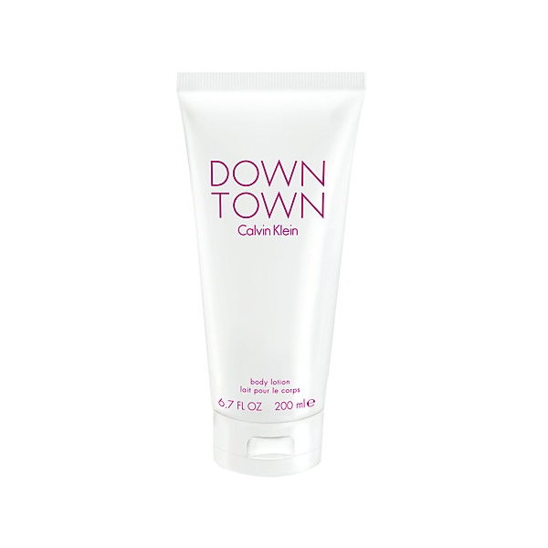 Calvin Klein Down Town — гель для душа 200ml для женщин без коробки