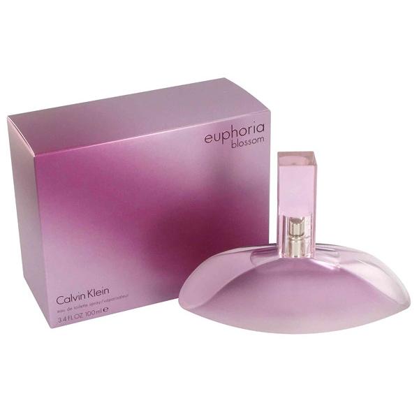 Calvin Klein Euphoria Blossom — туалетная вода 50ml для женщин