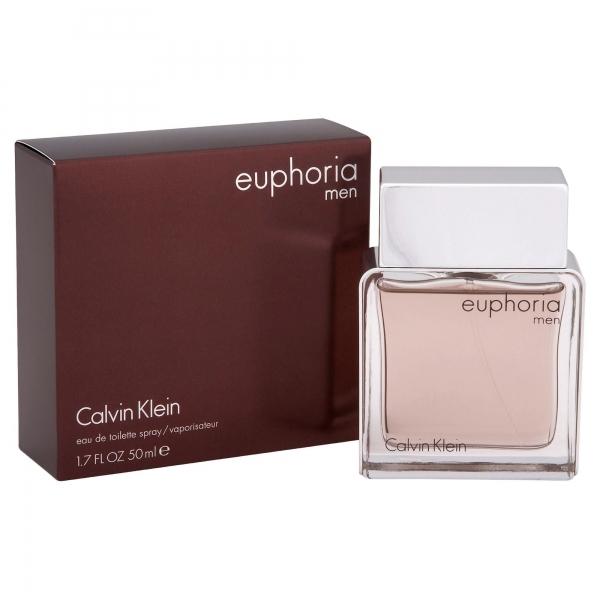 Calvin Klein Euphoria For Men — туалетная вода 50ml для мужчин