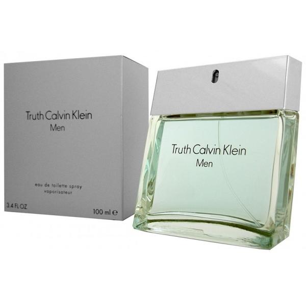 Calvin Klein Truth Man — туалетная вода 100ml для мужчин