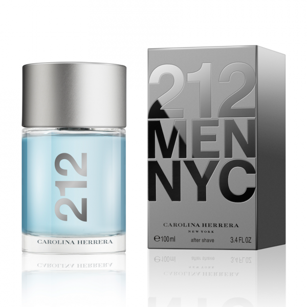 Carolina Herrera 212 MEN — лосьон после бритья 100ml для мужчин
